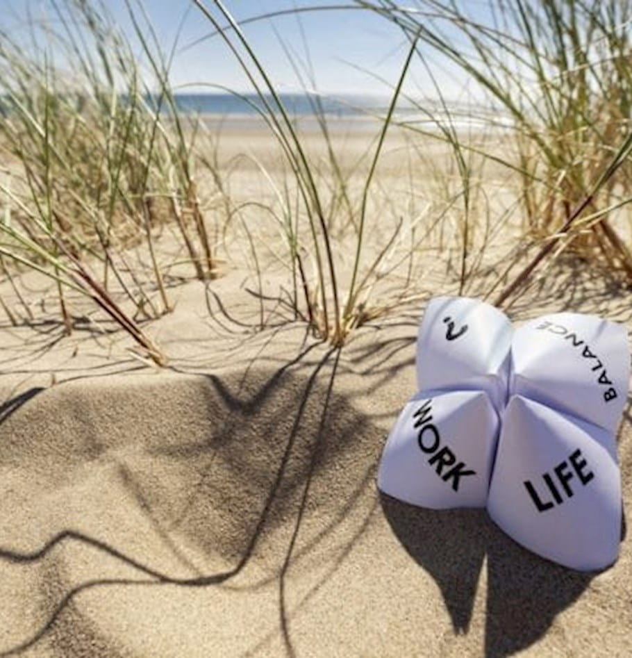 The imperfect work-life balance