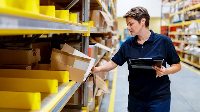 Reducing backroom labor spend by 40%