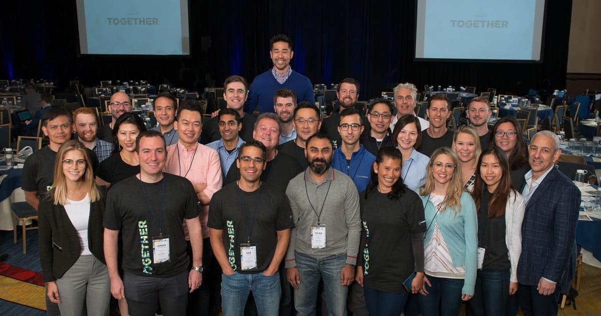 LA office group pic