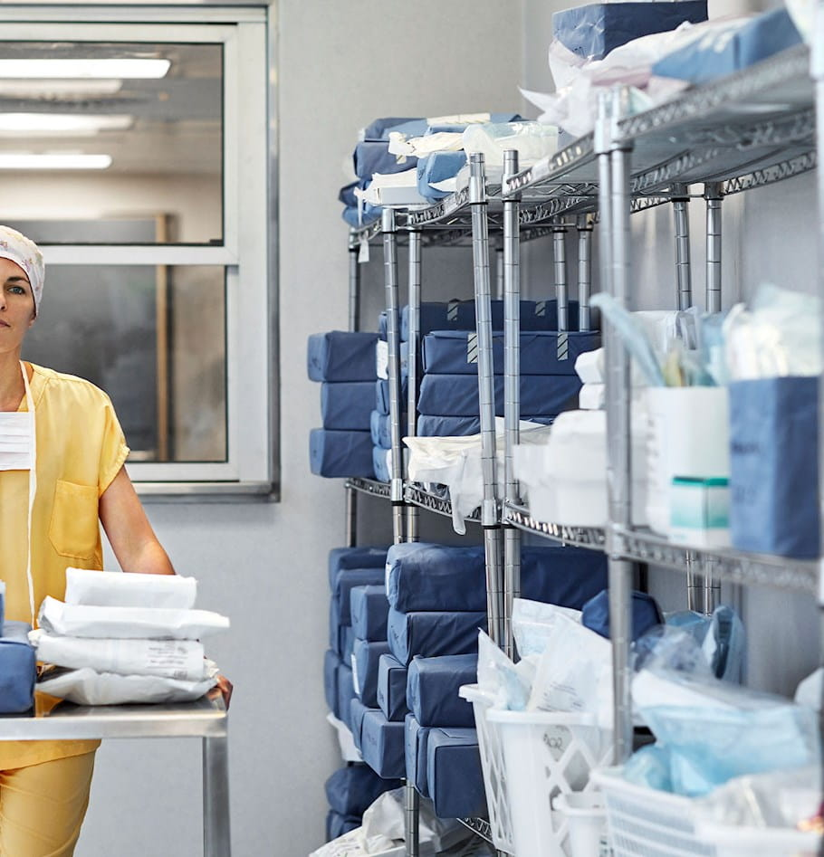 Transforming the healthcare supply chain: Better processes, better outcomes