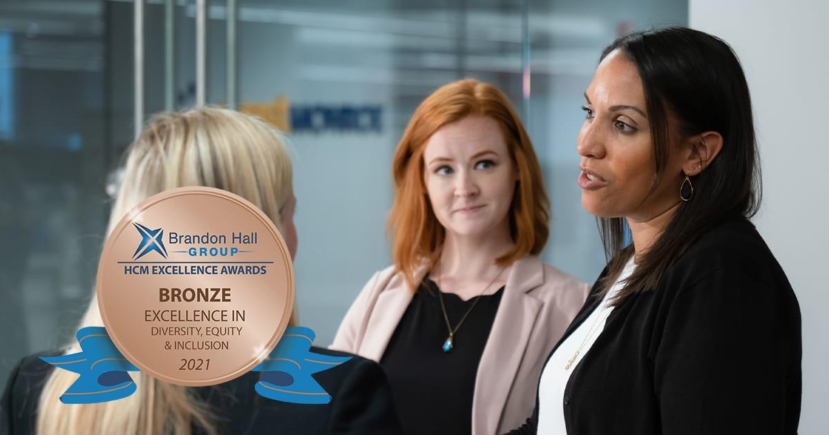 Brandon Hall Group Bronze Human Capital Excellence Award