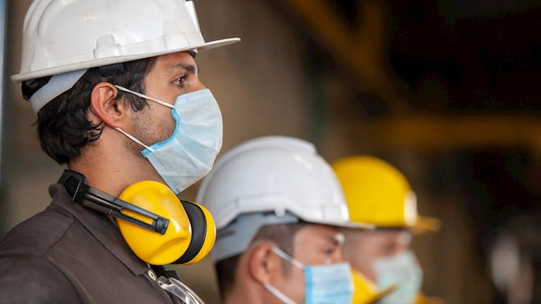Returning to work amid COVID-19 – Keeping manufacturing employees healthy and safe