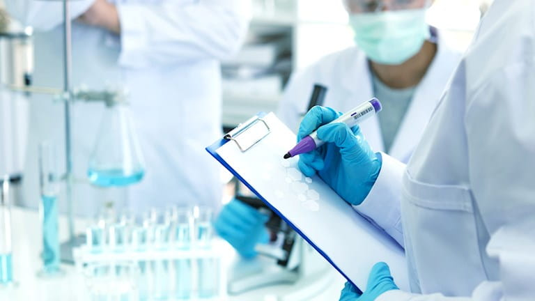 Returning to work for life sciences companies