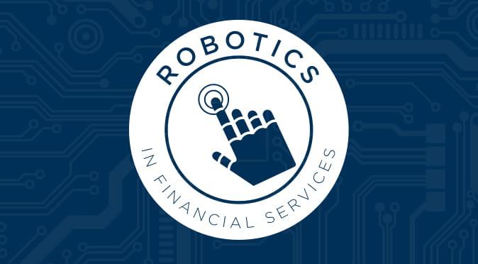 Robotics in Financial Services