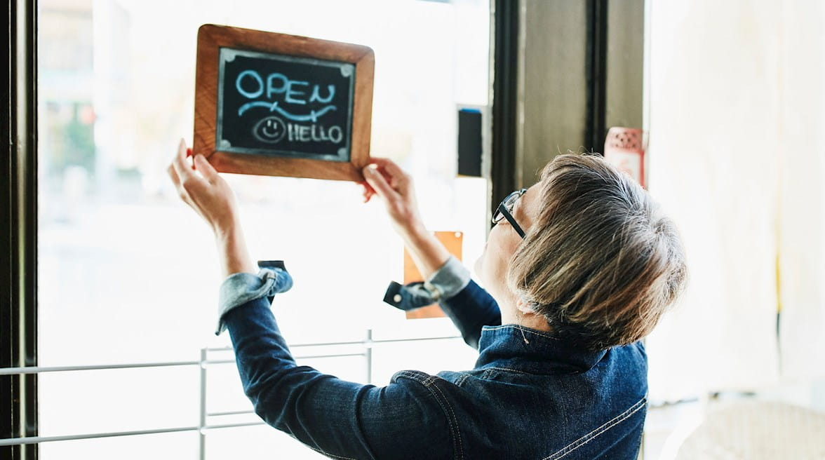 How to apply a 'bank-in-a-box' model to the small business segment