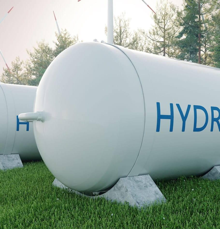 Preparing for a hydrogen-powered future: Developing an investment plan and analyzing key influencers