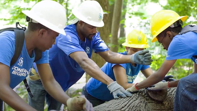 Enabling the Next Generation of Environmental Leaders
